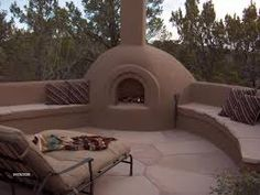 16 fabulous outdoor fireplaces pretty patios porches and outdoor kiva fireplace courtyards google search solutioingenieria Choice Image