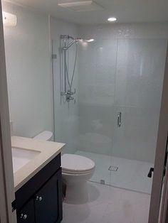 Bathroom Small Bathroom Design, Pictures, Remodel, Decor and Ideas - page 203 Compact Bathroom, Laundry In Bathroom, Basement Bathroom, Basement Apartment, Washroom, Bathroom Design Small, Modern Bathroom, Bathroom Ideas, Bath Ideas