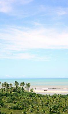 Caraiva, Bahia, Brasil...