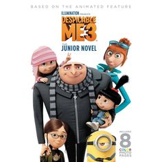 Despicable Me 3 streaming VF film complet (HD) - streamcomplet - film streaming Chesterfield, Funny Images, Funny Photos, Despicable Me 2 Minions, Funny Minion, Minion Birthday, Birthday Cakes, Happy Birthday, Minion Party