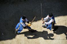 Nagyvázsony (Magyarország) - Kinizsi vár - Swordsmen - 10