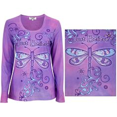 Funds 6.6% of an hour of research and therapy for children with autism. Just Believe Dragonfly Top at The Autism Site.