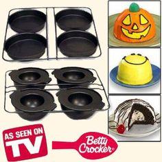 Betty Crocker Bake N Fill Recipes Ladybug Cake Using The