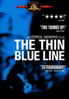 50 documentaries to see before you die. The Thin Blue Line. Errol Morris film w/ Philip Glass score. Netflix Instant, Making A Murderer, Philip Glass, Music Documentaries, True Crime Books, Netflix Movies, Funny Movies, Thin Blue Lines, Documentary Film
