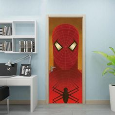 Door Decals – the treasure thrift Paint Colors For Home, House Colors, Door Stickers, Door Wall, Internal Doors, Filing Cabinet, Thrifting, Door Handles, Decals