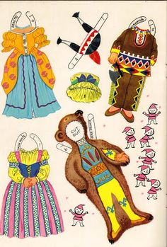 Dolls from Storyland - Sharon Souter - Picasa Web Albums
