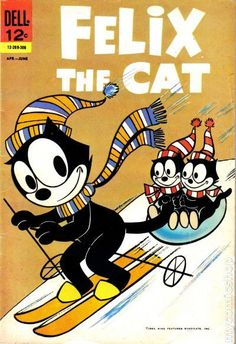 Felix The Cat Issue # 3 1962