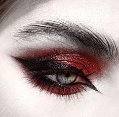 Punk Makeup, Edgy Makeup, Eye Makeup Art, Makeup Inspo, Makeup Inspiration, Beauty Makeup, Hair Makeup, Pretty Makeup, Makeup Looks