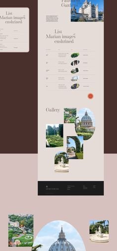 Interface Design, Ui Design, Ui Web, Web Design Inspiration, Art Director, Behance, Website, Projects, Museum