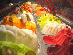 Ten Facts About Gelato That You Ought To Know