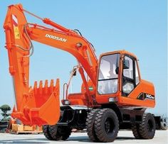 Click On The Above Picture To Download Doosan Daewoo Solar 140w-v 160w-v Wheel Excavator Service Repair Workshop Manual