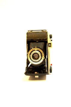 VINTAGE KODAK II 2 Junior Fold out Camera With by LibertyCrush, $80.00