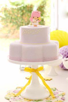 Little Twin Stars cake