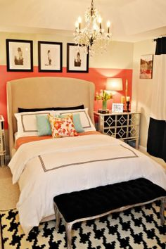 STYLEeGRACE ❤'s this bedroom!