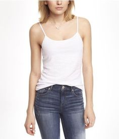 *mesh cami...almost got this in multiple colors*
