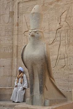 Edfu Temple  - Travel and Tour Packages http://www.maydoumtravel.com/egypt-classic-tours-and-travel-packages/4/1/16