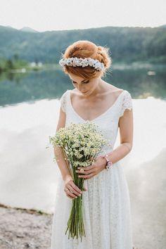 Wedding — We Are Flowergirls | Custom & Handmade Flower Crowns