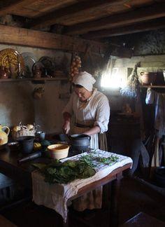 Plimoth Plantation - 17th-Century English Village