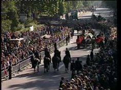 Princess Diana's Funeral, September 6, 1997: The complete BBC broadcast [re-aired on the 10th anniversary] PART 1 of 7 [VIDEO]