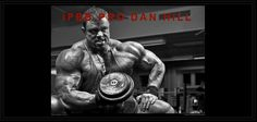 """Dan Hill–the youngest ever pro admitted into the International Federation of Body Builders endorse and drink gallons of Kangen Water from Enagic each day: In the morning, during training, after training - """"all day long!"""""""