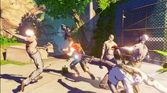Free Download PC Games Escape Dead Island