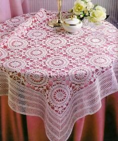 Amazing Lace Pattern (1) … Pattern (2) …