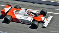 McLaren MP4/1B - Ford