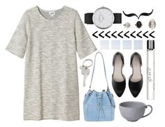 """""""Blue Black Grey"""" by rheeee ❤ liked on Polyvore featuring Monki, Michael Kors, Juliska, philosophy, Paul Smith and Marc Jacobs"""