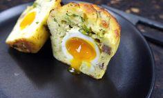 Egg in Muffin.