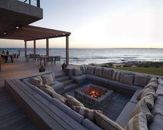 Playa Vik Jose Ignacio, Uruguay.