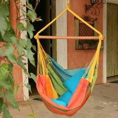 Brazilian Cotton Solid Colors Hammock Chair - Hammock Chairs & Swings at Hayneedle