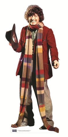 My first Doctor ... when I was wee and still scared of the theme song!