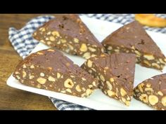 Torta di biscotti secchi senza cottura: pronta con soli 4 ingredienti in 10 minuti! - YouTube Frugal, Biscotti Cookies, American Food, Nutella, Sweet Recipes, Tart, Cheesecake, Biscuits, Cooking Recipes