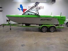Epic Wakeboard Boats