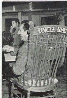 """Uncle Walt In His """"Uncle Walt"""" Chair! Walt Disney Co, Disney Fan, Old Disney, Disney Theme, Disney Love, Disney Magic, Disney Parks, Disney Pixar, Disney Stuff"""