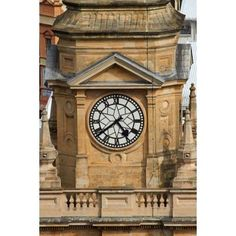 Clock Tower City Hall Cape Town South Africa Canvas Art - David Wall DanitaDelimont x Cape Town South Africa, Big Ben, Canvas Art, Clock, David, Walmart, Towers, City, Products