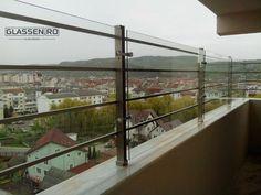 Glass Railing, Glass Design, Stairs, Home Decor, Stairway, Decoration Home, Room Decor, Staircases, Home Interior Design
