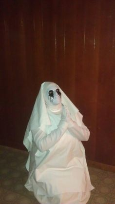 Awesome scary costume you should try.