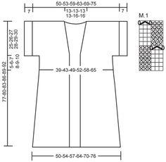 """Gebreid DROPS vest met korte mouwen, boordsteek en textuur patroon van """"Alpaca"""" en """"Kid-Silk"""". Maat S - XXXL. ~ DROPS Design"""