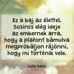 Leila Sales #idézet