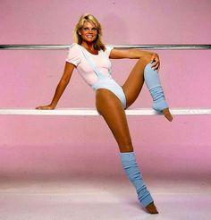 80s Aerobics #kathy lee crosby #80s aerobics wear