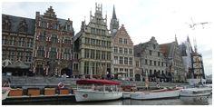 België Gents genieten #visitgent ghent gent citycard toerist citytrip weekend