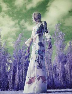 Vogue Italia January 2016 Photographer: Sølve Sundsbø Fashion Editor: Patti Wilson