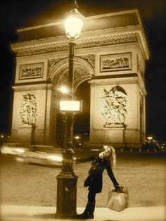 Arc de Triomphe: Paris, France Photo by Alexandra Gargon
