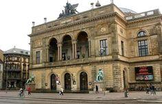 Royal Danish Ballet, one of the oldest ballet companies in the world - Copenhagen, Denmark.