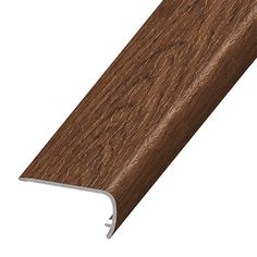 Superior Versatrim Versa Edge Molding   Universal Stair Nose Laminate Molding    Suitable For Laminate Flooring,