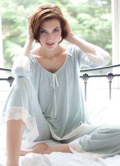 Eberjey Bardot Loungewear Pyjamas - Lingerie, Sleepwear & Loungewear - amzn.to/2ieOApL Clothing, Shoes & Jewelry - Women - Lingerie, Sleepwear & Loungewear - http://amzn.to/2kMZiFM