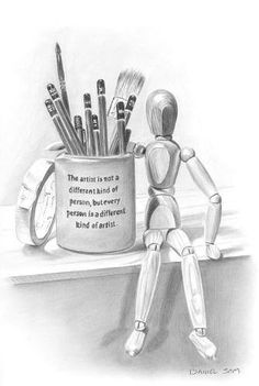 30 Realistic Pencil Drawings and Drawing Ideas Tips for Beginners | Read full article: http://webneel.com/30-realistic-pencil-drawings-and-drawing-tips-beginners | more http://webneel.com/daily | Follow us www.pinterest.com/webneel