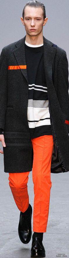 Casely-Hayford Fall 2015 Menswear