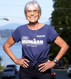 Ruth Heidrich is a prolific runner and breast cancer survivor has maintained an astonishing level of fitness into her senior years. Was able to beat cancer with the help of the McDougall Program